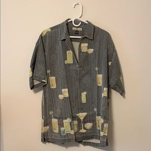 Tommy Bahama Casual Short Sleeve Button Down Shirt